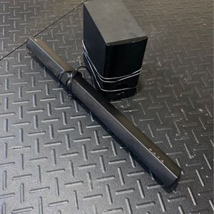 LG Soundbar and subwoofer w/ Optic Cable for Sale in Fort Walton Beach, FL