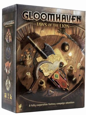 Gloomhaven: Jaws of The Lion for Sale in Arlington, TX