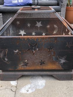 Metal Fire Pit for Sale in Los Angeles,  CA