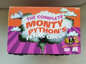 The complete Monty python's flying circus for Sale in Redmond, WA