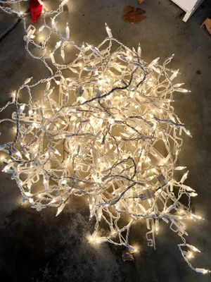 Christmas String Lights and Outdoor Extension Cords for Sale in Bothell, WA
