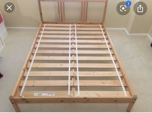 Bed frame for Sale in Hesperia, CA