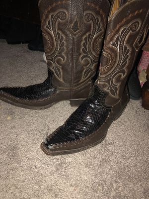 Men's boots size 9 for Sale in Dallas, TX