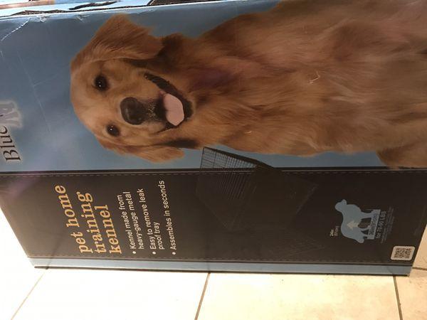 Large dog kennel brand new