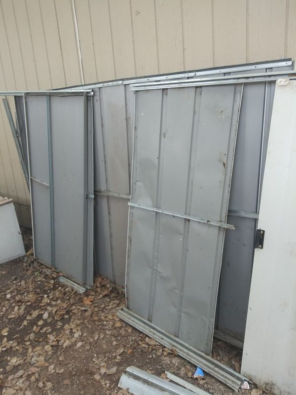 10 × 8 Shed