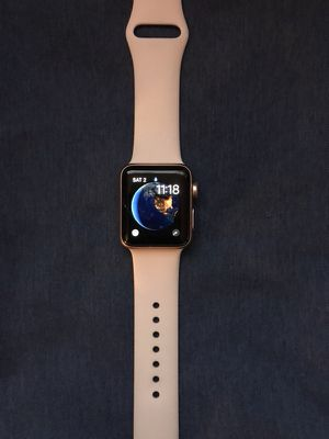 Apple Watch series 3 38mm + cellular for Sale in Raleigh, NC