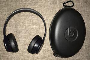 Beats By Dr. Dre Solo 3 Wireless Matte Black for Sale in Hudson, FL