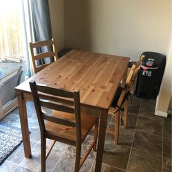 IKEA Table And Chairs for Sale in Olympia,  WA