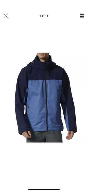 Adidas climate proof men's wandertag jacket for Sale in Frederick, MD