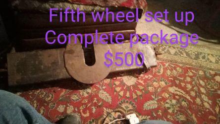Fifth wheel hitch for Sale in Wichita,  KS