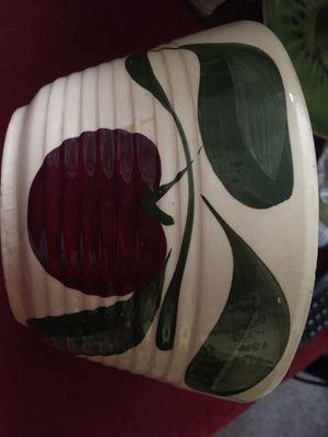 1950s Watt Apple Design Bowl for Sale in Nashville, TN