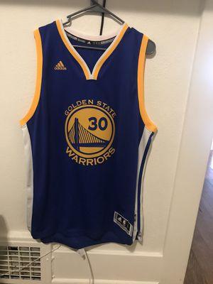 Gsw jersey for Sale in Everett, WA