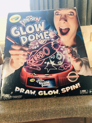 Glow Dome Drawing Surface for Sale in Raleigh, NC