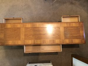 Solid fruit wood coffee table for Sale in Pensacola, FL