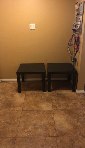 IKEA side tables for Sale in Phoenix, AZ