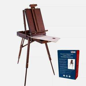 Large Field Wooden Box Easel for Sale in Pompano Beach, FL