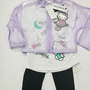 Hello kitty 3pc size 3T and 4 for Sale in The Bronx, NY