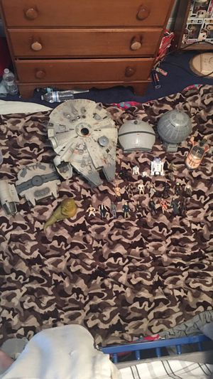 Collectable Star Wars Toys for Sale in Runnemede, NJ