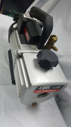 CPS A/C vacuum pump like new single stage 3.1 CFM for Sale in Largo, FL