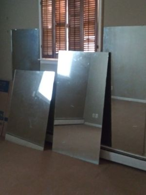4 large mirrors for Sale in Plattsburg, MO