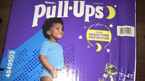 Huggies Pull Ups 3T-4T for Sale in Gaithersburg, MD