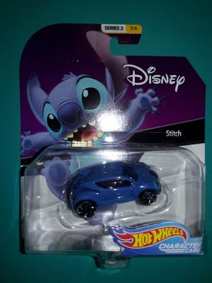 Hot wheels Disney stitch series 2 for Sale in Peoria, AZ