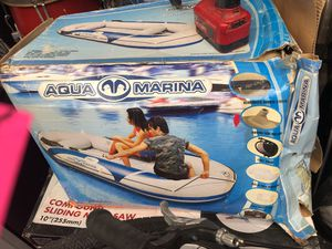 Aqua Marina inflatable boat. New!! for Sale in Chicago, IL