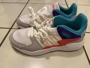 Adidas Crazychaos Cloudfoam Running Shoes Womens Essentials EF9231 8 for Sale in Miami, FL