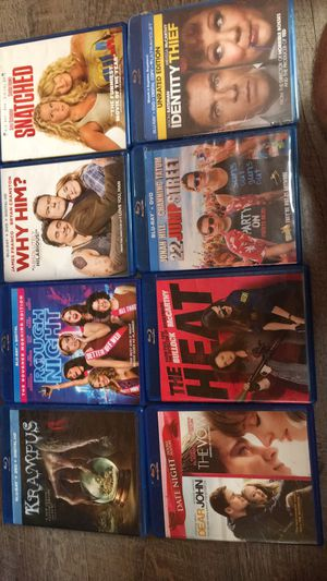blu-ray movies for Sale in Binghamton, NY