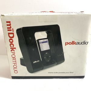 Polk Audio miDockPortfolio Ipod for Sale in San Lorenzo, CA