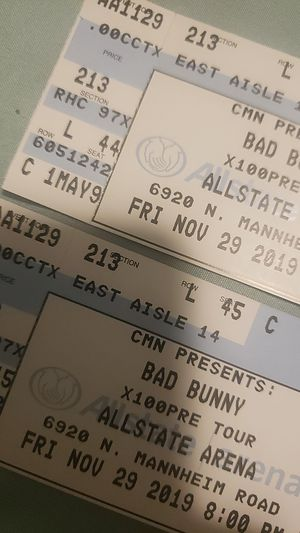Bad Bunny for Sale in Riverside, IL