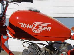 Vintage whizzer gas tank for motorized bikes ...(not painted but outside light rust for Sale in Austin, TX