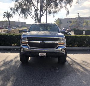 2016 Chevy Silverado for Sale in Murrieta, CA