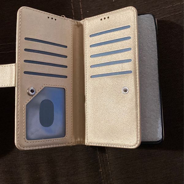 New Wallet And Phone Case Holder For Samsung A51