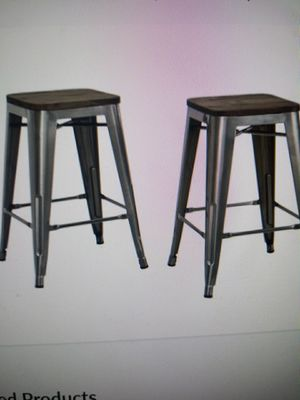 Modern backless bar stools for Sale in Dallas, TX