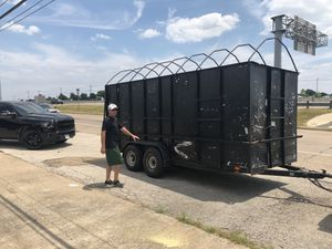 8x16 Trailer 8ft walls - Great for Hauling for Sale in Arlington, TX