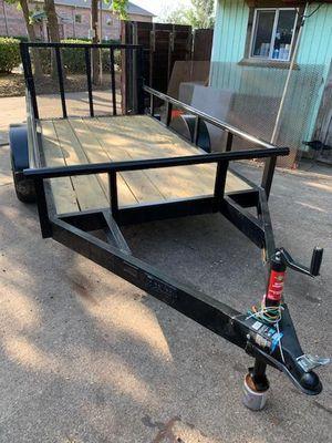 Utility Trailer 11×5 for Sale in Duncanville, TX