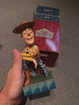 Disney statue figure toy story howdy partner figurine for Sale in Lakeside, CA