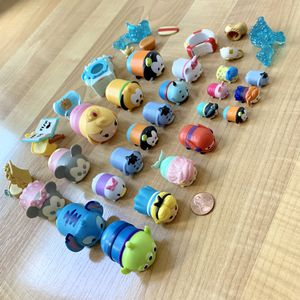 Collectable Tsum Tsum Disney Figurine Toy Lot for Sale in Elizabethtown, PA