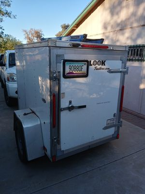 2018 enclosed trailer for Sale in Phoenix, AZ