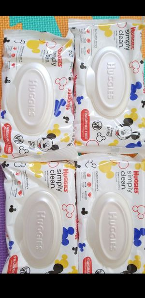 Huggies baby wipes for Sale in West Palm Beach, FL