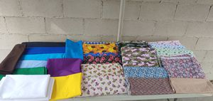 """FABRIC SALE """"TODAY ONLY"""" 9AM-1PM for Sale in Bassett, CA"""