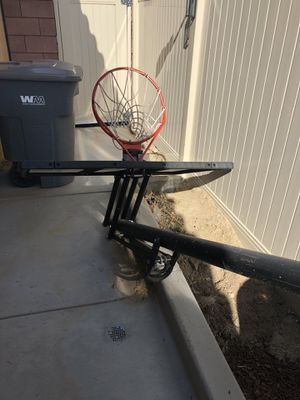 Lifetime elite basketball hoop for Sale in Murrieta, CA