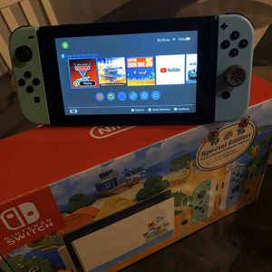 Nintendo switch special edition for Sale in Glendale, AZ