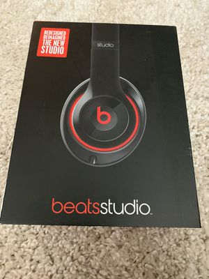 Beats studio box only for Sale in Plano, TX