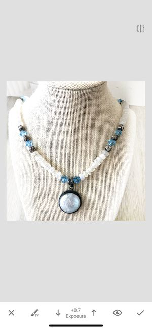 Moonstone pendant necklace for Sale in Carlsbad, CA