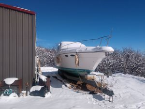 36 ft boat with two new engines for Sale in Aurora, CO