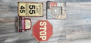 New Boys Room decor, picture frame, sign for Sale in Federal Way, WA