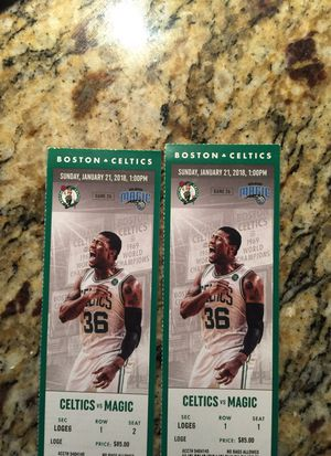 Celtic Magic Game tickets for Sale in Garland, TX