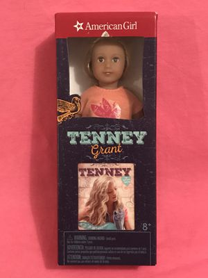 """New! American Girl Mini Doll """"Tenney"""" for Sale in West Chicago, IL"""